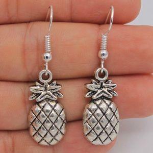 Jewelry - Pineapple Drop Earrings